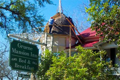 Gruene Mansion Inn Project